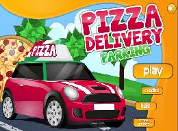 Pizza Arabası Parkı