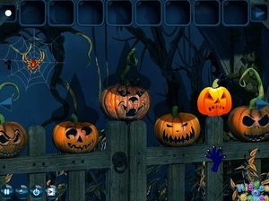 HiddenOGames Halloween Ni…