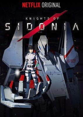 Knights of Sidonia Temporada 1 Completa Español Latino