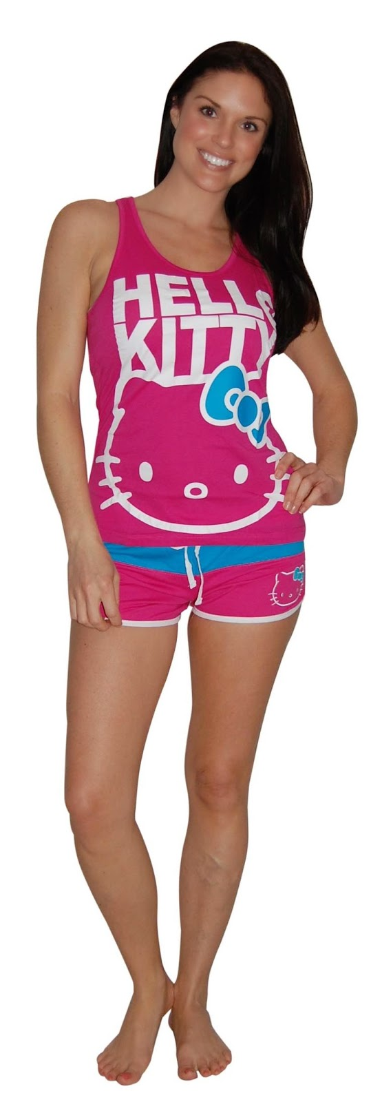Women's Hello Kitty Pajamas