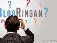Apa Pendapat Anda Mengenai BlogRingan?