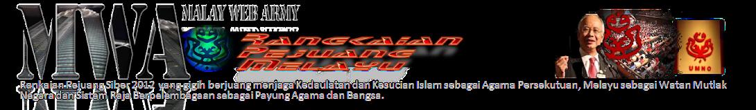 MWA - Kumpulan Pejuang Siber Melayu