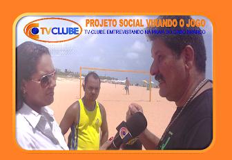 TV-CLUBE (ASSISTA A REPORTAGEM)