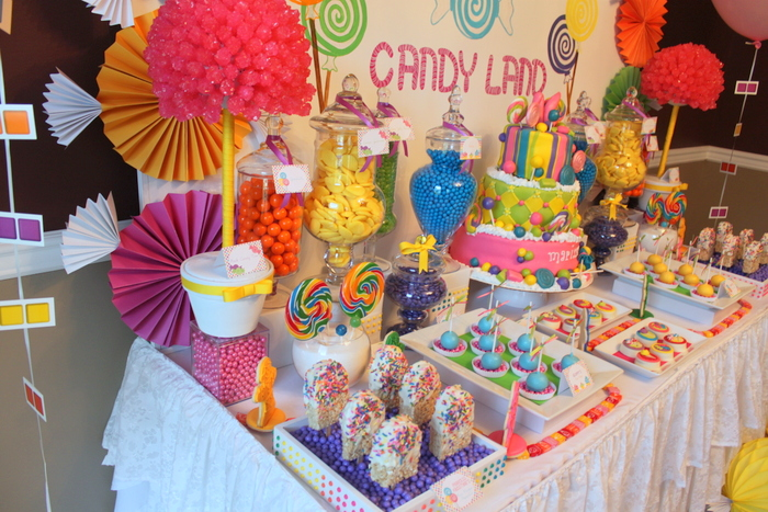 Little Big Company The Blog Candy Land Inspired Themed