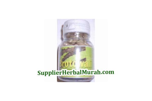 """Obat Herbal """"Brotowali"""" Tazakka (Bersih Darah, Kencing Manis)"""