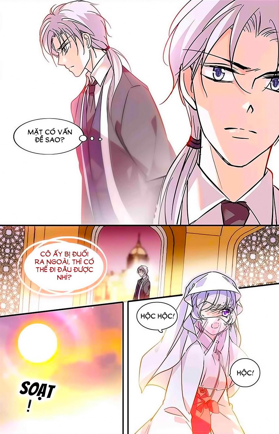 999 Nụ Hôn Bá Đạo Của Nam Thần: Chap 283 page 6 - truyenpub.com