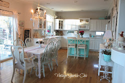 My Shabby Kitchen
