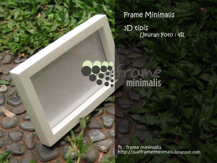 Jual Frame Minimalis