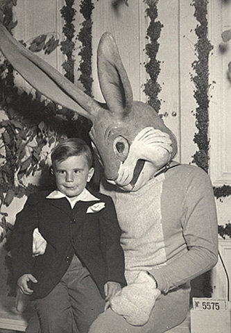 scary vintage kids photos