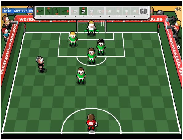 Ball Game : Dribbelkonig