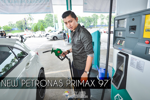 New PETRONAS Primax 97 now with Euro 4M #‎PrimaxAcceleration‬