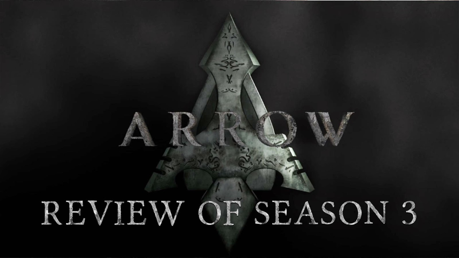 tv show review Arrow Season 3 podcast
