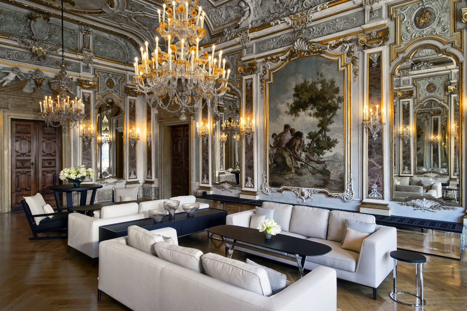 Luxury Hotels Heavenly And Historic Aman Canal Grande Venice