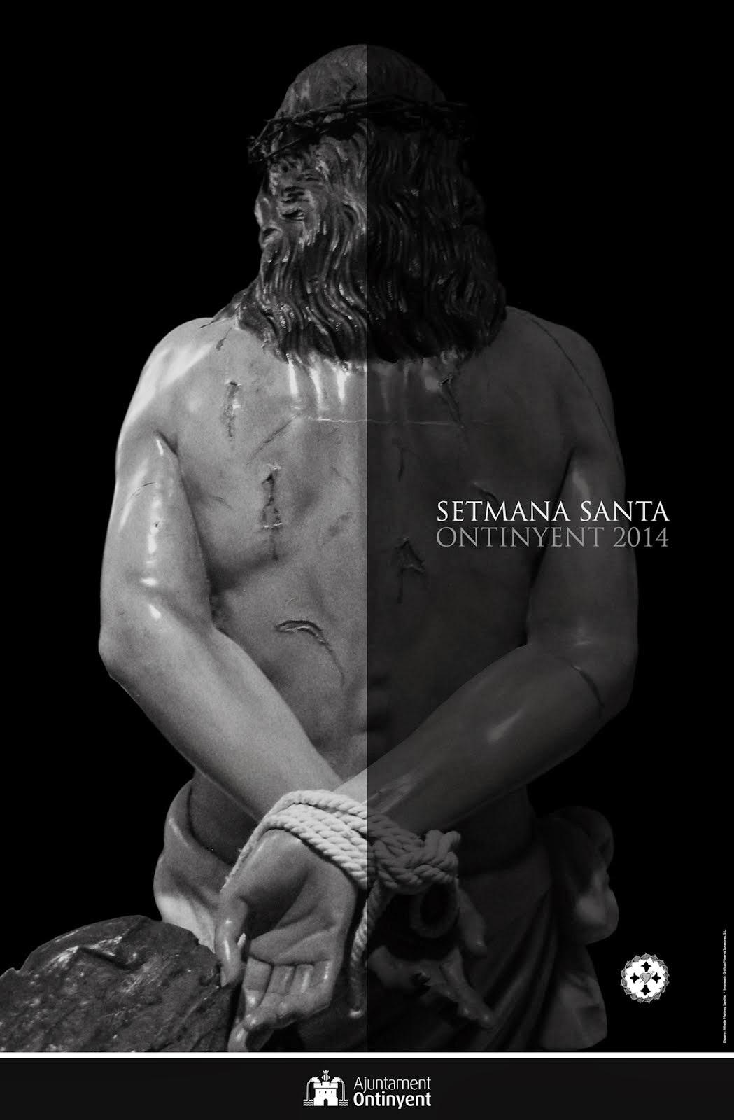 Cartel Semana Santa Ontinyent 2014