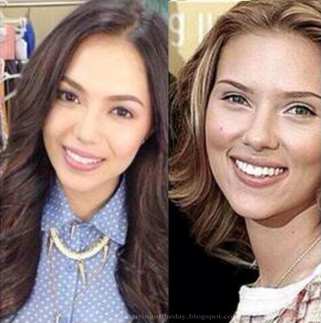 LOOK: 10 Pinoy Celebs And Their Foreign Look-Alikes