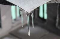 Cómo hacer carámbanos de hielo