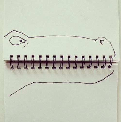 Un lapiz y algunas ideas, dibujo, objetos, cotidianos