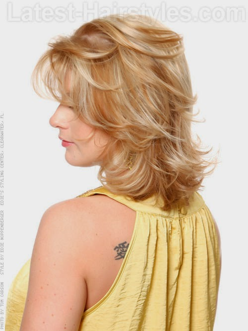 Shag Hairstyles For Women - Hairstyles For Women