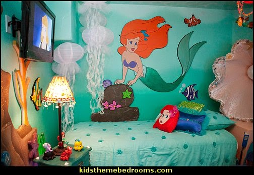 decorating theme bedrooms maries manor little mermaid ariel theme bedroom mermaid decor