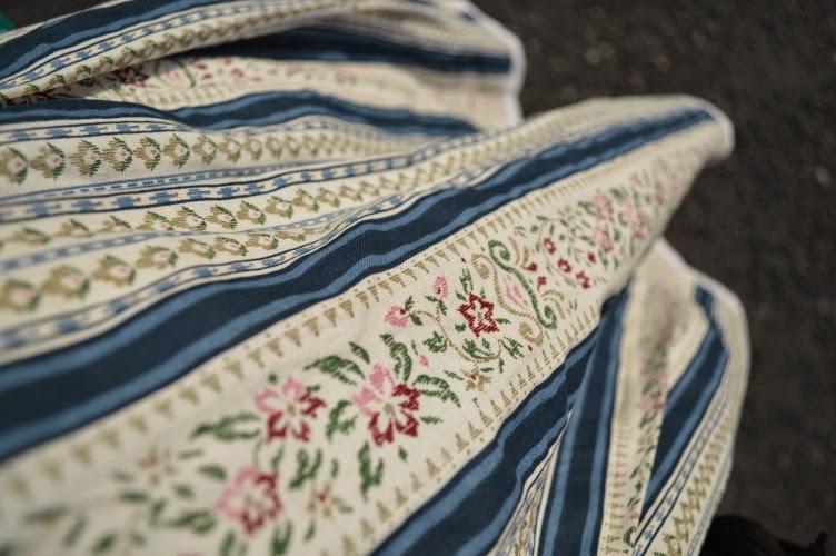 print, handmade, diy, blue, lolita