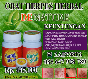 obat herpes salep