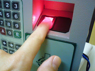 Tingkatan Pengguna Mesin Absensi Fingerprint