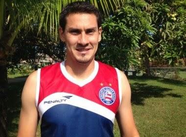 Zagueiro Adriano Alves é anunciado no Bahia