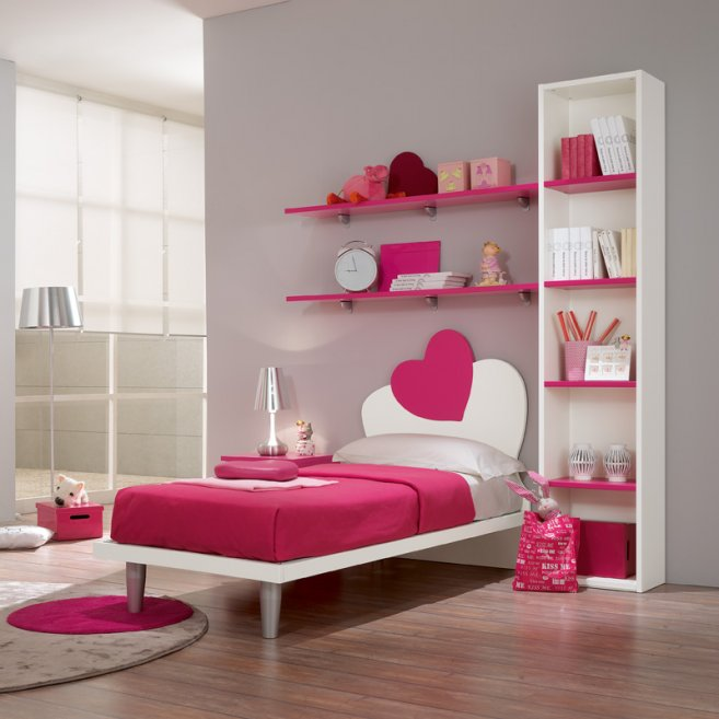 Best girls room designs best kids furniture loft beds for Bed rooms for girls