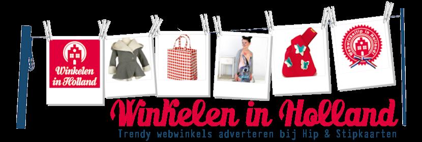Winkelen in Holland