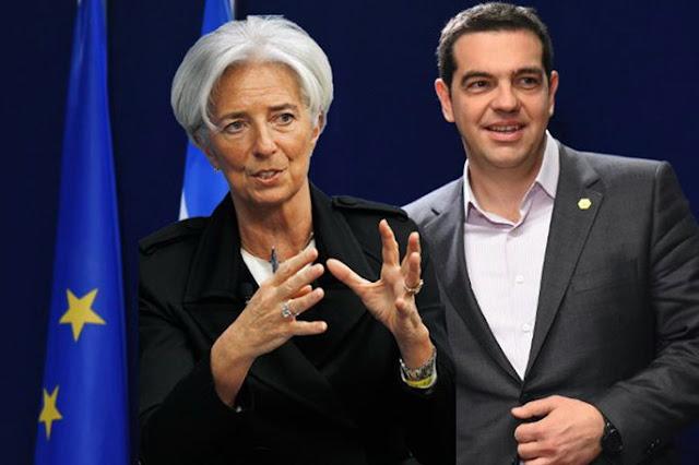 Bypass στη χρεοκοπία - Θα πληρωθεί το ΔΝΤ