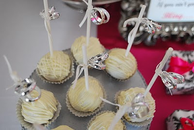 Bride And Groom Cake Pops Nj