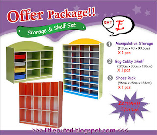 PSE105 Pakej Storage Set E