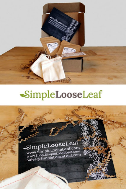 Simple Loose Leaf - a subscription box for tea drinkers!