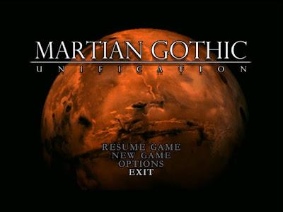 Martian Gothic pc