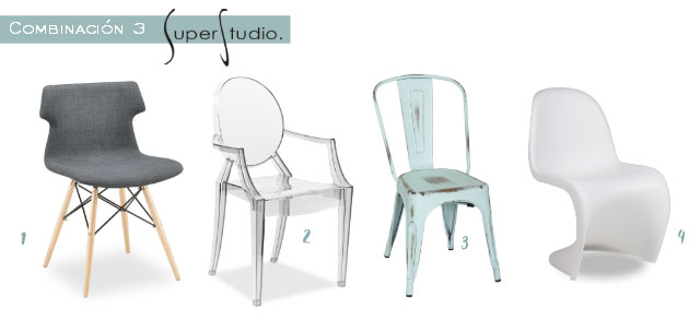 Silla Louis Ghost Starck de Philippe Starck en Superestudio.com