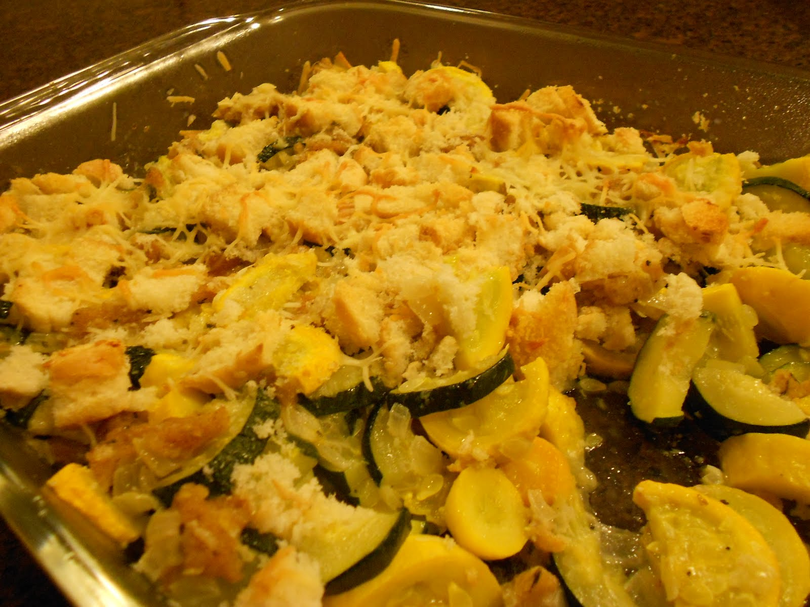 Zucchini And Summer Squash Casserole Food Network