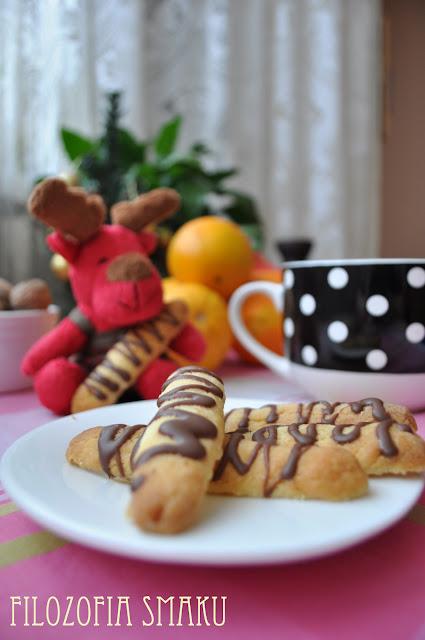 Ciasteczka na prezent pod choinkę