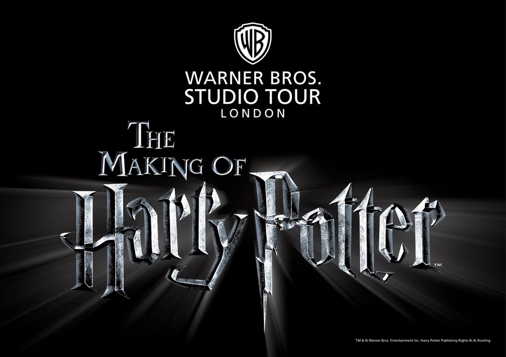 PHILIP WOMACK: Harry Potter Studio Tour