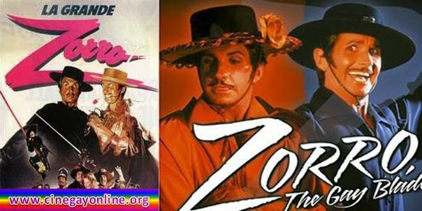Zorro: The Gay Blade, película