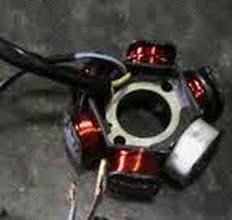 Cara Lilit / Gulung Spul CDI dan Lampu Sepeda Motor