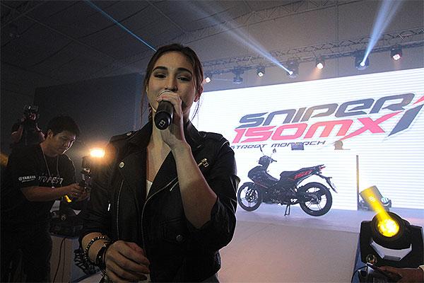 Yamaha Sniper 150 MX i