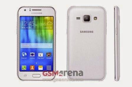 Inilah wujud dan spesifikasi Samsung Galaxy J1