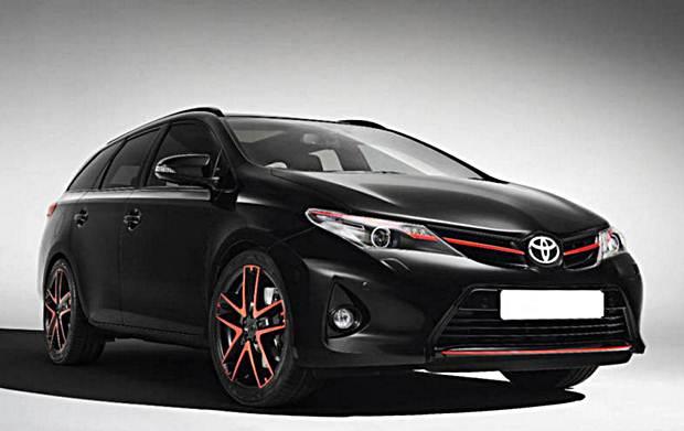 2016 Toyota Venza Design