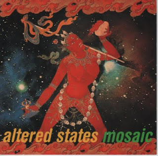 ALTERED STATES-MOSAIC, CD, 1995, JAPAN