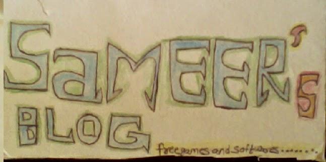 sameer`s blog