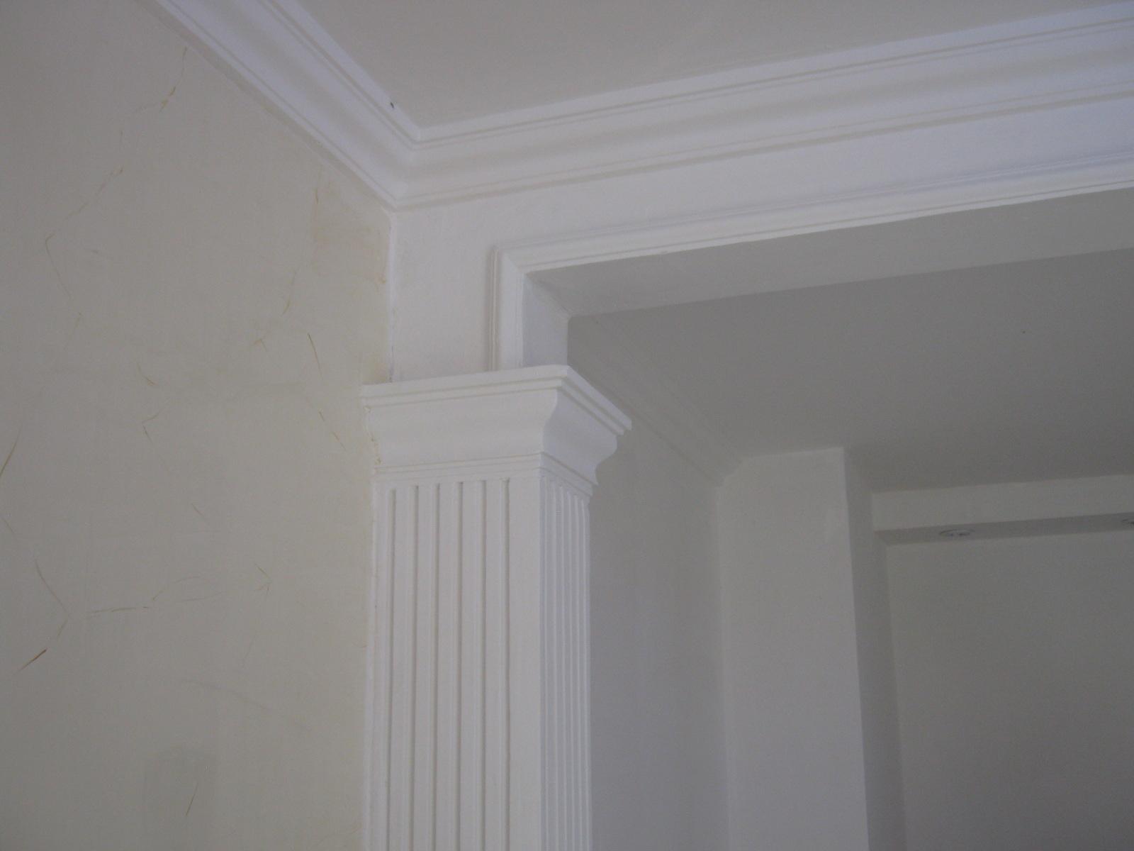 Decoracionesfelipe dise os en yeso - Molduras para techos interiores ...