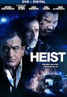 Heist (2015) DVD Cover