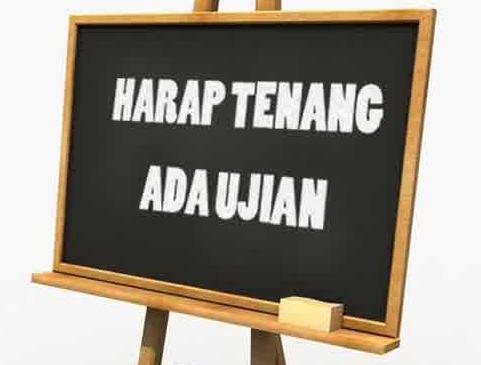 Ujian Nasional Diganti Evaluasi Nasional
