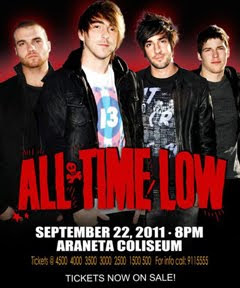 All Time Low Manila Concert