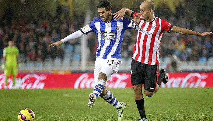 Athletic Club vs Real Sociedad en vivo